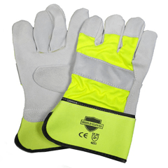 High Visiblity Gloves