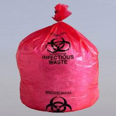 Biohazard Waste Liner Bags