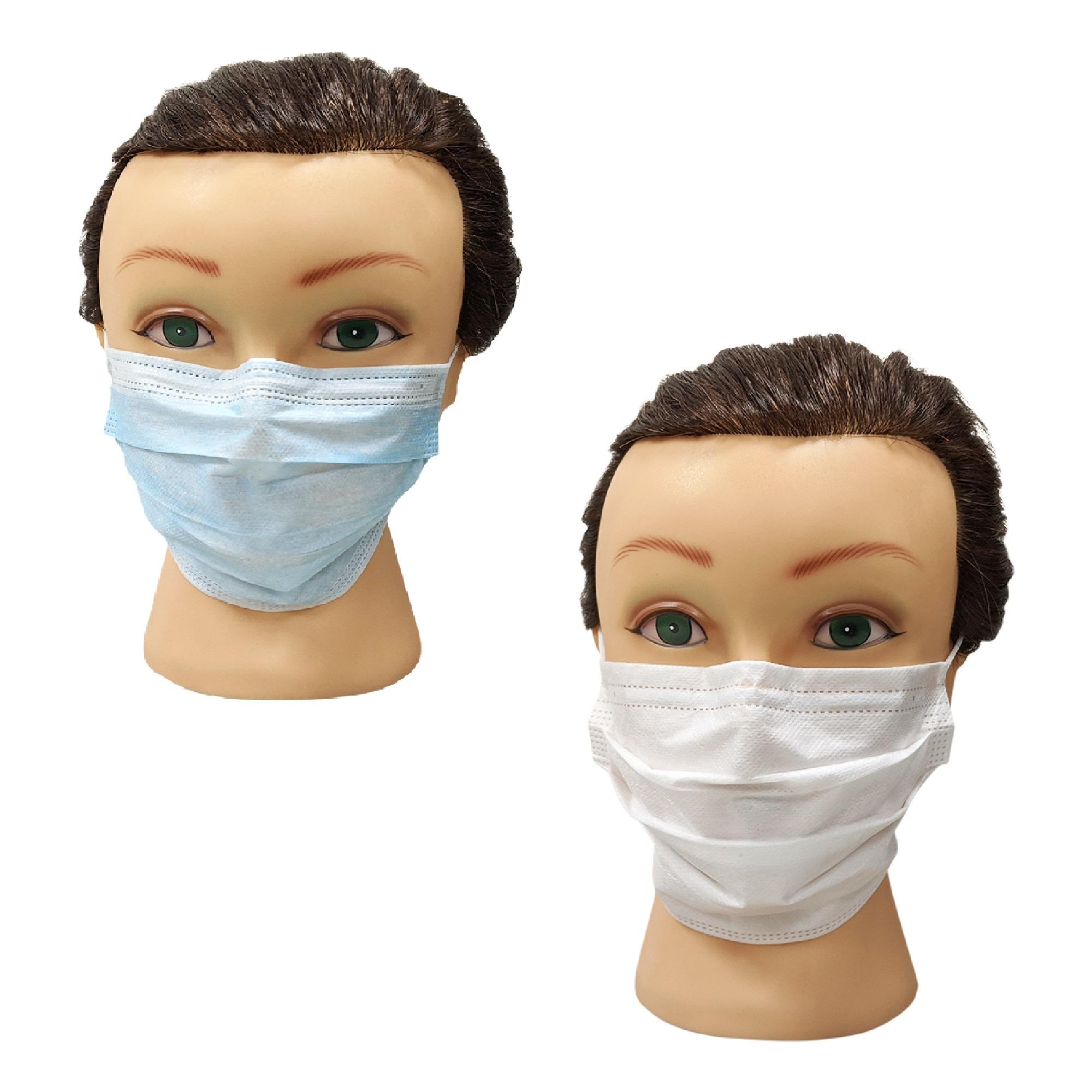 Face Masks & Face Shields