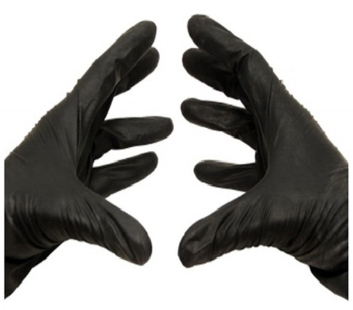 Black - Powder-Free: 6 Mil
