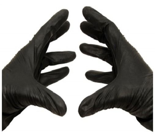 Black - Powder-Free: 4 Mil