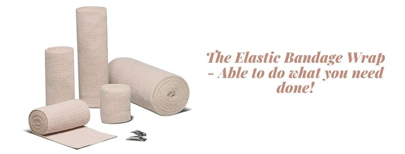 Elastic Bandage Wrap When It S Time To Wrap Things Up